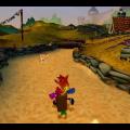 Crash Bandicoot 3: Warped (PS1) скриншот-2