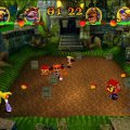 Crash Bash (PS1) скриншот-2