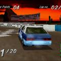 Destruction Derby (PS1) скриншот-2