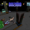 Die Hard Trilogy (PS1) скриншот-2
