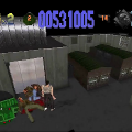 Die Hard Trilogy (PS1) скриншот-5