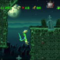 Gex (PS1) скриншот-2