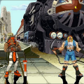 Guilty Gear (PS1) скриншот-2