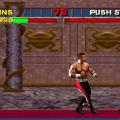 Mortal Kombat II (PS1) скриншот-4