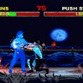 Mortal Kombat II (PS1) скриншот-5