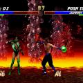 Mortal Kombat Trilogy (Classics) (PS1) скриншот-2