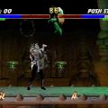 Mortal Kombat Trilogy (Classics) (PS1) скриншот-4