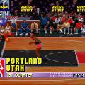 NBA Jam Tournament Edition (Long Box) (PS1) скриншот-2