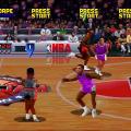 NBA Jam Tournament Edition (Long Box) (PS1) скриншот-3