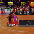 NBA Jam Tournament Edition (Long Box) (PS1) скриншот-4