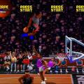 NBA Jam Tournament Edition (Long Box) (PS1) скриншот-5