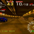 Ridge Racer (PS1) скриншот-2