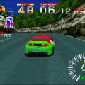 Ridge Racer (PS1) скриншот-4