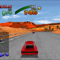 Road & Track Presents: The Need for Speed (PS1) скриншот-3