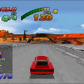 Road & Track Presents: The Need for Speed (PS1) скриншот-5