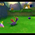 Spyro: Year of the Dragon (PS1) скриншот-2