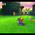 Spyro: Year of the Dragon (PS1) скриншот-4