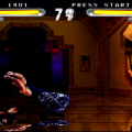 Street Fighter: The Movie (PS1) скриншот-2