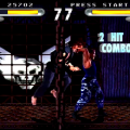 Street Fighter: The Movie (PS1) скриншот-3