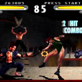 Street Fighter: The Movie (PS1) скриншот-4