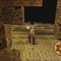 The Mummy (PS1) скриншот-2