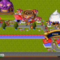 Theme Park (PS1) скриншот-5