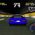 Tokyo Highway Battle (PS1) скриншот-2