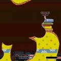 Worms Armageddon (PS1) скриншот-5