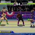 WWF WrestleMania: The Arcade Game (PS1) скриншот-2