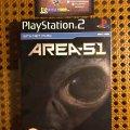 Area 51 Steelbook Edition (б/у) для Sony PlayStation 2