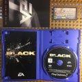 Black (б/у) для Sony PlayStation 2