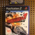 Burnout 3: Takedown (PS2) (PAL) (б/у) фото-1