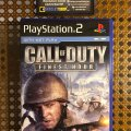 Call of Duty: Finest Hour (PS2) (PAL) (б/у) фото-1