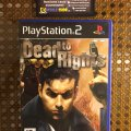 Dead to Rights (PS2) (PAL) (б/у) фото-1