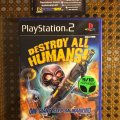 Destroy All Humans! (PS2) (PAL) (б/у) фото-1