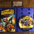 Destroy All Humans! (б/у) для Sony PlayStation 2