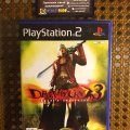 Devil May Cry 3: Dante's Awakening (PS2) (PAL) (б/у) фото-1