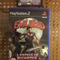 Evil Dead: A Fistful of Boomstick (PS2) (PAL) (б/у) фото-1