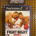 Fight Night Round 3 (PS2) (PAL) (б/у) фото-1