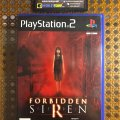 Forbidden Siren (PS2) (PAL) (б/у) фото-1