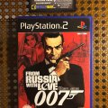 From Russia With Love (б/у) для Sony PlayStation 2