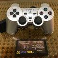 Геймпад DualShock 2 silver - оригинал (б/у)
