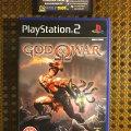 God of War (PS2) (PAL) (б/у) фото-1