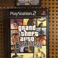 Grand Theft Auto: San Andreas (PS2) (PAL) (б/у) фото-1