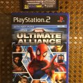 Marvel: Ultimate Alliance (PS2) (PAL) (б/у) фото-1