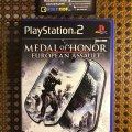 Medal of Honor: European Assault (PS2) (PAL) (б/у) фото-1