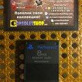 Карта памяти 8MB - чёрная (PS2) (б/у) фото-1