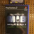 Men in Black II: Alien Escape (PS2) (PAL) (б/у) фото-1