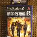 Mercenaries: Playground of Destruction (PS2) (PAL) (б/у) фото-1