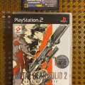 Metal Gear Solid 2: Sons of Liberty (PS2) (PAL) (б/у) фото-1